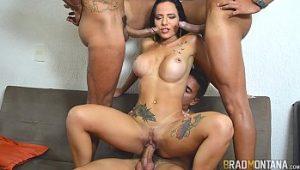 Dorm strip party