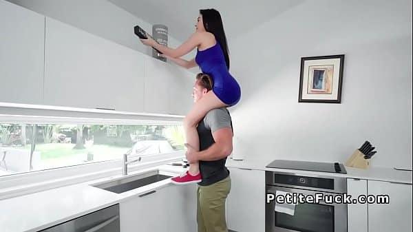 Blogamador foda na cozinha