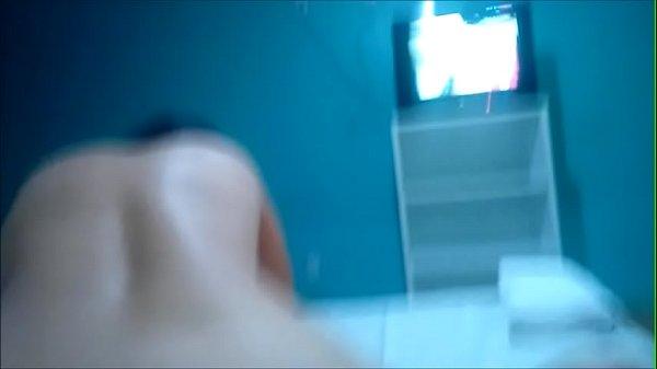 Mulher de corno fodendo no motel com amante