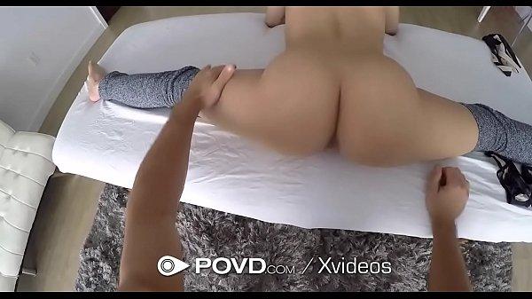 Porno tube na cama de massagem fodendo