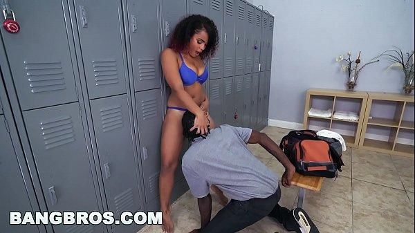 Porno novinha negra gostosa transando