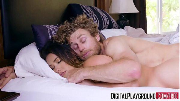 Fodendo novinha peituda no mato em filme porno