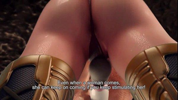 Hentai porno 3d monstro fodendo novinha gostosa