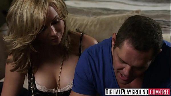 Sexo com mulher loira gostosa demais no porno
