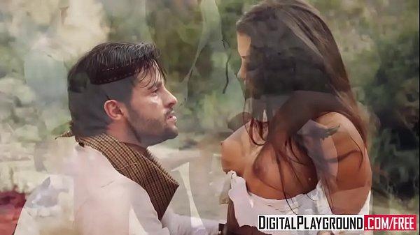 Sexo online no deserto com morena muito gostosa