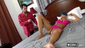 Mulher transando com mulher