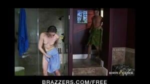Sexo na sauna