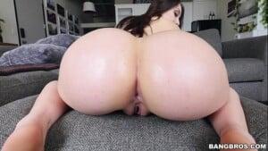 Bumbum perfeito de mulher sem calcinha gostosa