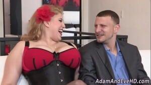 Gorda em video porno fodendo com bem dotado